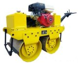 Vibrador concreto del rodillo de la gasolina industrial ligera