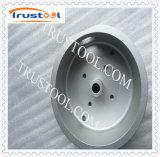 Kundenspezifisches Metall, das Teil/maschinell bearbeitete Teile aufbereitet