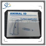 etiqueta animal del microchip de 125kHz 134.2kHz