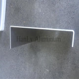 Parte di alluminio di taglio del laser per la decorazione