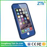"""Caja azul del teléfono celular de Lifeproof para el iPhone 6 4.7 """""""