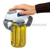 Ouvreur de bidon électrique automatique, type ouvreur en métal d'acier inoxydable de bidon