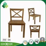 カシ(ZSC-34)のホテルのレストランのためのエキゾチックな十字の背部椅子