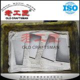 Barre neuve de carbure cimenté de soudure de vide de modèle