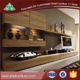 熱い販売グループによって使用されるTVのキャビネット木デザイン