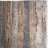 Mattonelle di pavimento di ceramica Polished rustiche di legno del getto di inchiostro del materiale da costruzione