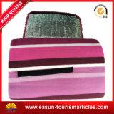 屋外ジッパーのポリ袋が付いている旅行毛布を防水しなさい