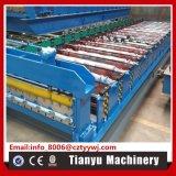 De trapezoïdale Tegel die van het Dak van het Comité van de Muur van het Metaal van het Profiel Machine maken
