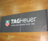 Bandera lateral doble al aire libre de alta resolución del vinilo de la impresión que hace publicidad (SS-VB112)
