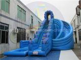 熱い販売大人のための巨大で膨脹可能な水スライド