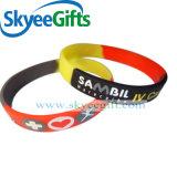 Nuovi regali di promozione del braccialetto del silicone di modo