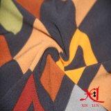 Tissu Chiffon de type d'impression européen de Digitals pour la robe