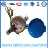 マルチパルス出力機構冷たいまたは熱湯のメートル