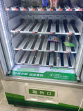 Máquina expendedora automática de fruta y ensalada