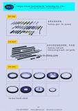 Divers barre de Pin de Stenter, panneau de Lubricatin, guide de longeron, roue de balai pour des machines d'impression et de teinture