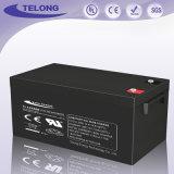 Batterie d'acide au plomb 12V250ah scellée / batterie de stockage VRLA AGM batterie / UPS