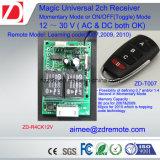 Porte coulissante 12V-24V Transmetteur et récepteur RF AC / DC pour garage Récepteur Hcs301