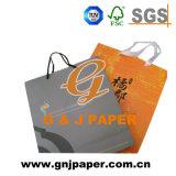 Bunter Papierbeutel verwendet für die Geschenk-Prototyp-Verpackung