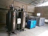 Generador de oxígeno de separación de aire de PSA.