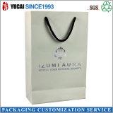 Bolsa de compras de papel, bolsa de papel de regalo, bolsas de papel