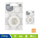 Single Blister Card Packing Invisible Tape