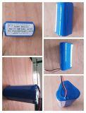 Eツールのための再充電可能な3.7V 7800mAhのリチウムイオン電池のパックLiFePO4電池