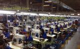 コンピュータ化された重い革ローラーの供給のLockstitchの靴の産業ミシン