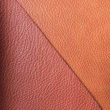 Кожа PU зерна Lychee синтетическая для Backpack Hw-922 сумок ботинок
