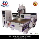 Auto CNC van de Wisselaar van het Hulpmiddel CNC van de Router Gravure en Scherpe Machine (vct-1325ATC16)