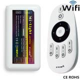 Interruttore senza fili DC12-24V del regolatore della luminosità dell'indicatore luminoso di telecomando di rf