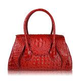Lady sac fourre-tout bandoulière en cuir Fashion Sacs à main