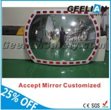 Reflexivo Square Traffic Roadway Safety Wall Convex Mirror
