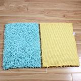 Chenille Circle Microfiber Floor PVC Backing Floor Mat Doormat