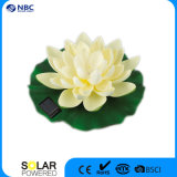 Garden Pool Flottant Lotus Solar Powered LED Flower Night Light