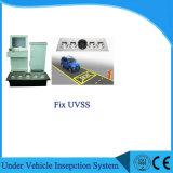 Sob o detetor da bomba de carro, sob o sistema de inspeção do veículo, Uvss UV300-F com imagem desobstruída