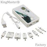Chargeur de batterie du côté 7500mAh de pouvoir de qualité de modèle de type chinois de Kingmaster