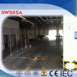 Con il sistema Uvss (scanner automatico di sorveglianza del veicolo del rivelatore)