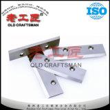 OEMによってカスタマイズされる炭化タングステンの挿入ナイフ
