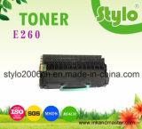Tóner Compatible Cartucho de tóner láser de Lexmark E260