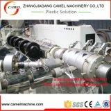 Chaîne de production en plastique d'extrusion de pipe de conduite d'eau de silicium de HDPE/PE