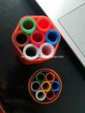 Máquina plástica da câmara de ar do conjunto do núcleo do silicone da tubulação