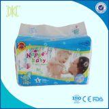 Couche-culotte bon marché remplaçable biodégradable de la meilleure qualité de couche de bébé de FDA d'usine de la Chine