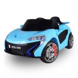 Course de jouets en voiture pour enfants en voiture