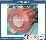 A bobina de cor de Aço Galvanizado