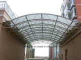 Le PRF GRP panneau en fibre de verre SMC tôle de toit