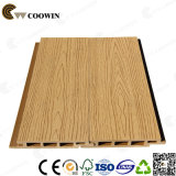 Revêtement réutilisé en bois de construction de matière plastique