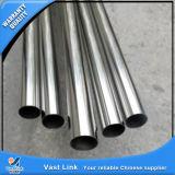 201 pipes soudées d'acier inoxydable pour la décoration