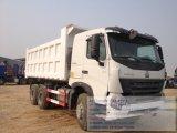 Sinotruk HOWO A7 10 ruedas de camión volquete