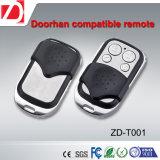 Doorhan 433MHz teledirigido compatible ninguna necesidad de copiar original unas
