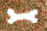 La carne de vacuno de leche y calcio alimentos para mascotas alimentos para perros a granel mayorista